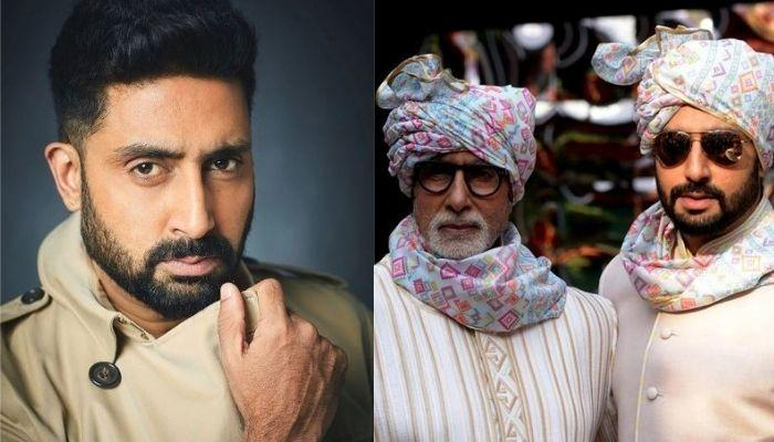 Abhishek Bachchan Reveals The Nickname He And His Father, Amitabh Bachchan Gave To Each Other