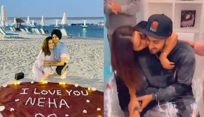 Neha Kakkar Celebrates Hubby, Rohanpreet Singh's First Birthday After Marriage, Shares Cutesy Videos