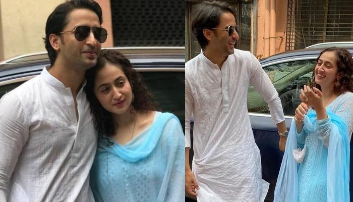 Shaheer Sheikh On Creating A Home With Wife Ruchikaa Kapoor, Reveals Why They Planned A 2020 Wedding
