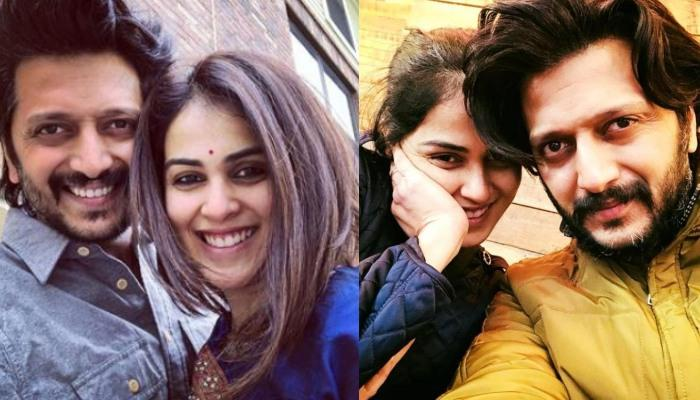 Genelia Deshmukh Shares The Secret Of Her Happy Marriage With Riteish Deshmukh, It Is Unbelievable