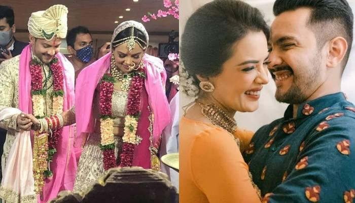 एक-दूजे के हुए आदित्य नारायण और श्वेता अग्रवाल, सामने आईं शादी की खूबसूरत तस्वीरें
