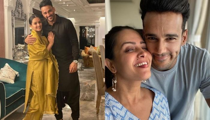 Anita Hassanandani's Hubby, Rohit Reddy Posts A Hilarious Picture Posing Like A Pregnant Woman