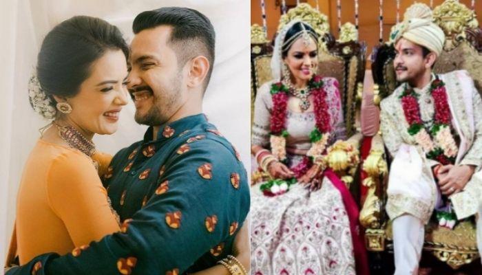 Aditya Narayan Shares His Post Wedding Feelings With 11 Year Long Girlfriend Shweta Agarwal