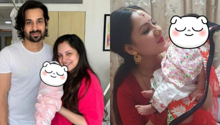 Puja Banerjee Announces Her Baby Boy's Name, Shares Partial Glimpses Of The Little Munchkin