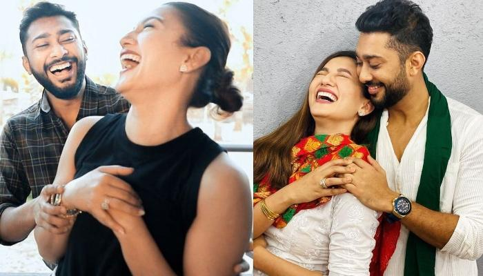 Gauahar Khan Clarifies '12' Year Age Difference Between Her And Fiance Zaid, Reveals If It's Barrier