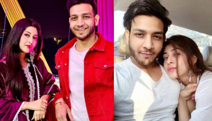 Sonarika Bhadoria Makes Her Relationship Official With Alleged Beau, Vikas Parashar On Her Birthday?