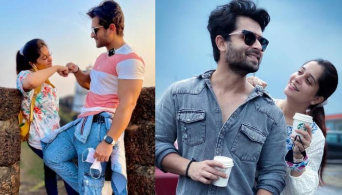 Shoaib Ibrahim Credits Himself As Wife, Dipika Kakar Joins Him At Gym, Takes A Hilarious Dig At Her