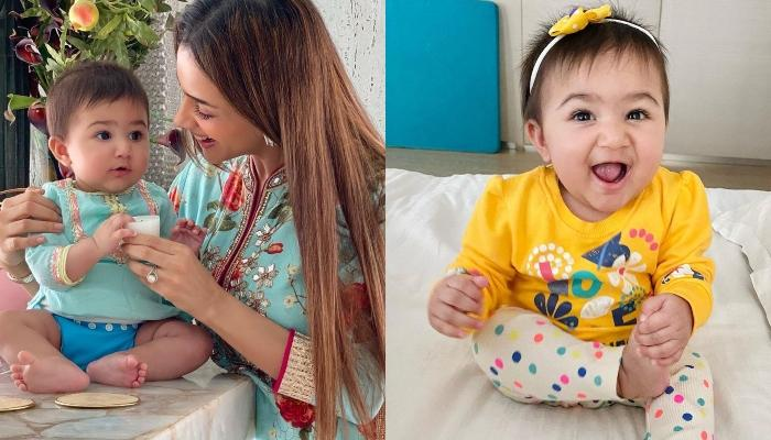 Smriti Khanna's Baby Girl, Anayka Laughs Her Heart Out While Playing With Daddy, Gautam Gupta