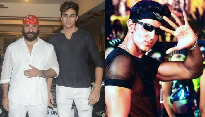 Saif Ali Khan Wants His Son Ibrahim Ali Khan To Have An Acting Debut Like Hrithik Roshan, Here's Why