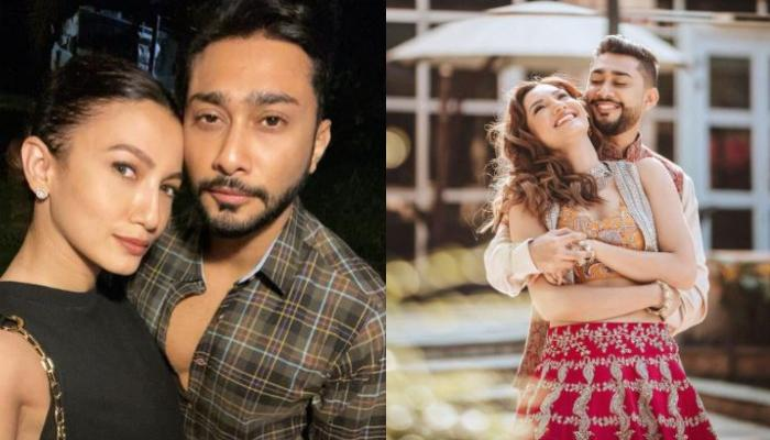 Gauahar Khan Shares Romantic Sun-Kissed Selfie With Her Fiance, Zaid Darbar From Their 'Golden Hour'