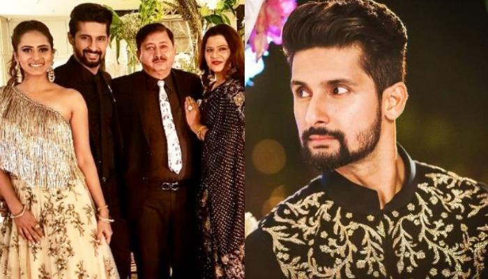Ravi Dubey's Wish For Sargun Mehta's Parents On Their Anniversary Proves He Is A Doting 'Jamai Raja'