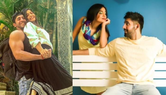 Varun Sood Wishes His 'Wonder Woman', Divya Agarwal On Her Birthday, Her Reaction Is Unmissable