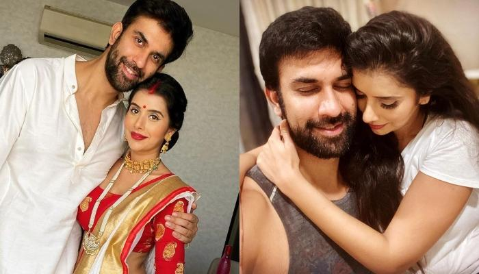 Rajeev Sen Reunites With The Queen Of His Heart, Charu Asopa After Vacationing In Dubai