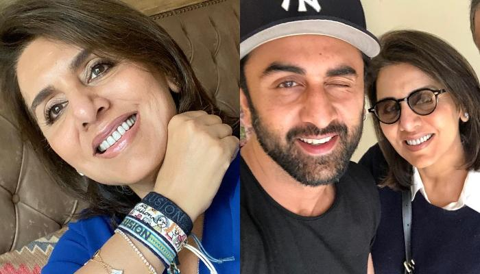 Neetu Kapoor Tests Positive For COVID-19, Son, Ranbir Kapoor Sends Air Ambulance To Bring Her Back