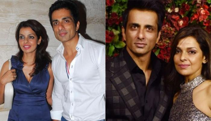 Sonu Sood Pens A Sweet Note For His Beautiful Wife, 'Sonu' On Her Birthday, Shares A Cute Picture