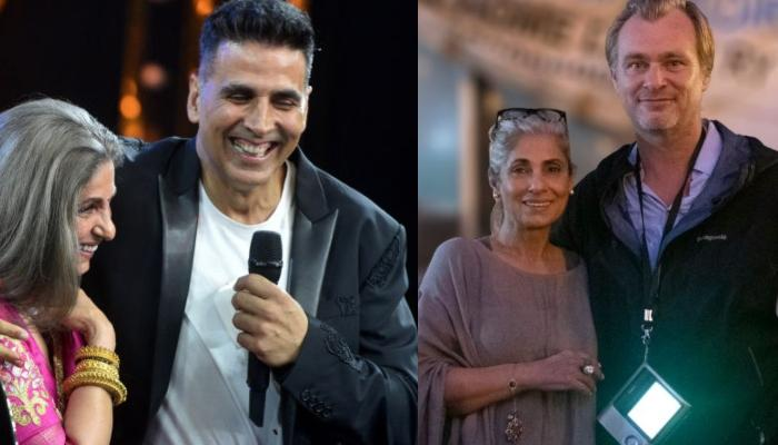 Akshay Kumar's 'Proud Son-In-Law Moment' As Director Christopher Nolan Pens Letter To Dimple Kapadia