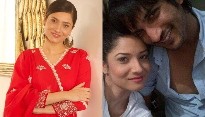 Ankita Lokhande Has A Special Message For Sushant Singh Rajput's Fans Before Paying Him A Tribute