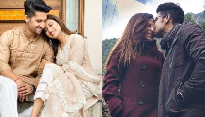 Ravi Dubey And Sargun Mehta Pen Heartmelting Wishes For Each Other On Their 7th Wedding Anniversary
