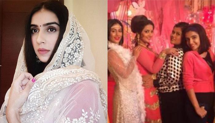 'Yeh Rishta Kya Kehlata Hai' Fame Shirin Sewani Ties The Knot In A Court Marriage With Udayan Sachan