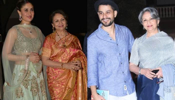 Kareena Kapoor Khan And Kunal Kemmu Wish Their Beautiful Mother-In-Law, Sharmila Tagore On Birthday
