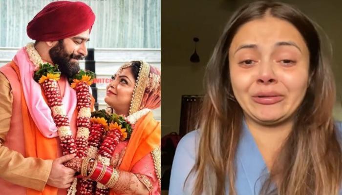 Devoleena Bhattacharjee Breaks Down And Blames Divya Bhatnagar's Husband Of Domestic Violence