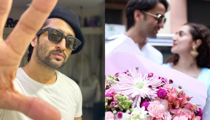 Shaheer Sheikh Twins In Matching Jacket With Wifey, Ruchikaa Kapoor, Pens A Cute Note