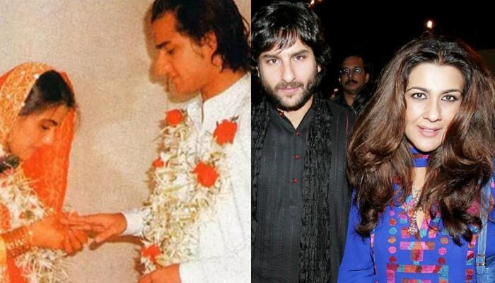 When Saif Ali Khan Revealed He Had Paid 5 Crore Alimony To Ex-Wife Amrita Singh Post Divorce In 2004