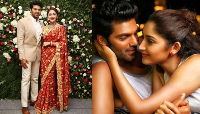 'Kaappaan' Fame, Arya Celebrates His 40th Birthday, Receives A Cute Wish From His Wife, Sayyeshaa