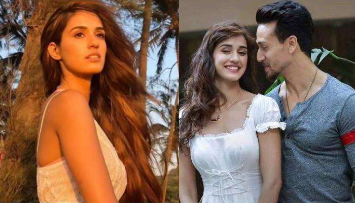 Disha Patani Reveals Whom She Looks Up To During Bad Days Of Her Life, And It's Not Tiger Shroff