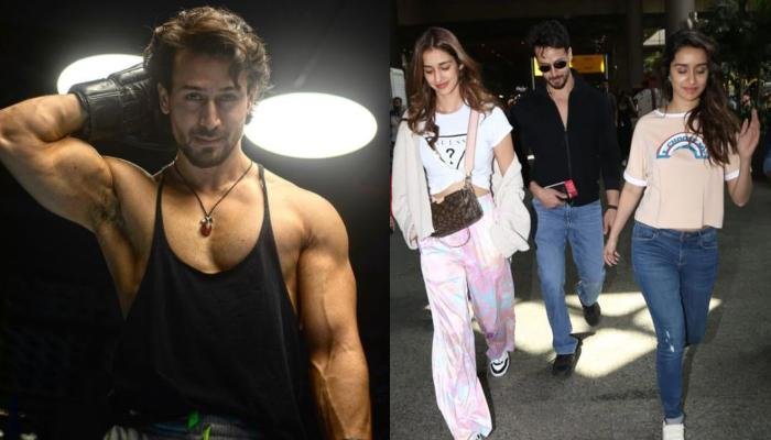 Tiger Shroff Reveals His First-Ever Crush's Name, And It's Neither Disha Patani Nor Shraddha Kapoor