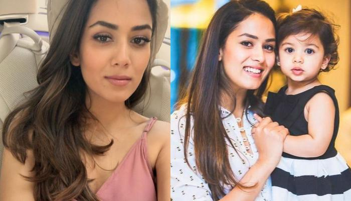 Mira Rajput Kapoor Goes On A Sunshine Picnic With Her Daughter, Misha Kapoor, Shares Shadow Picture