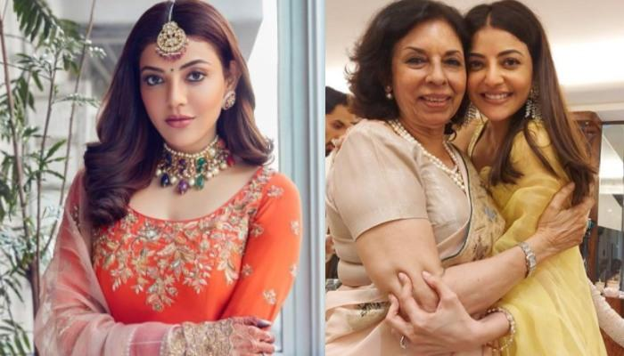 Kajal Aggarwal Proves That She Is A Doting 'Bahu', Pens A Lovely Birthday Wish For Her Mother-In-Law