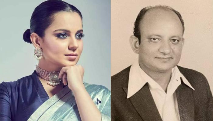 Kangana Ranaut's Grandfather, Braham Chand Ranaut Dies At 90, Actress Calls Him 'Young At Heart'
