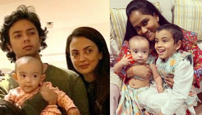 Ahil Sharma And Ayat Sharma Celebrate Cousin, Nirvan Khan's Birthday, Arpita Khan Shares Glimpses