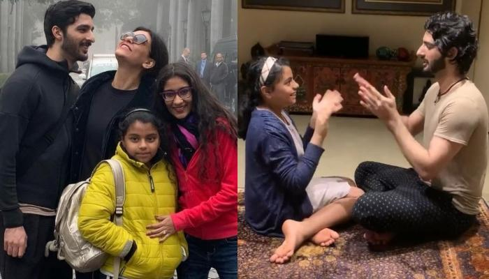 Sushmita Sen's Beau, Rohman Shawl And Daughter Alisah's 'Concentration' Game Will Make You Nostalgic