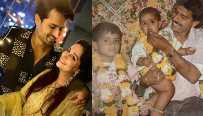 Shoaib Ibrahim Shares Glimpses Of His Childhood With His Ammi And Papa, It Will Make You Nostalgic