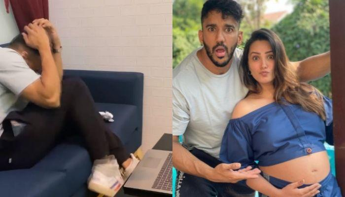 Pregnant Anita Hassanandani Is Pissed At Her Husband, Rohit Reddy, Their Aggressive Fight Recorded