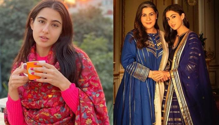Sara Ali Khan Reveals What The Lockdown Phase With Her Mother, Amrita Singh Had Made Her Realise