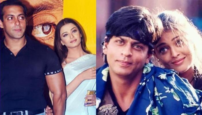 When Salman Khan Had Accused Shah Rukh Khan Of Getting 'Too Friendly' With His Once-GF Aishwarya Rai