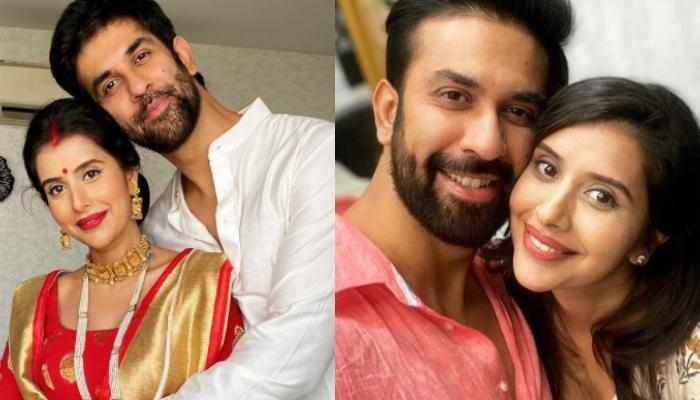 Rajeev Sen And Charu Asopa's Pictures Are All About Love, He Reveals Where Does His Happiness Lie
