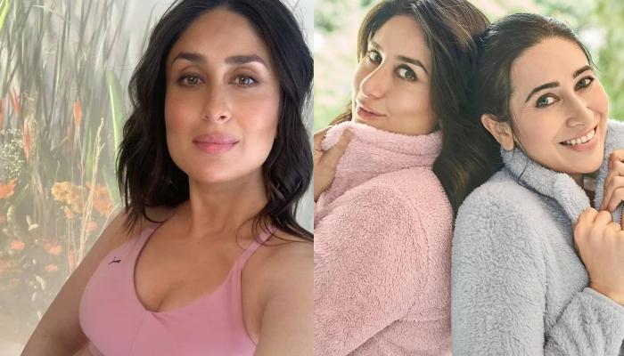Kareena Kapoor Khan Opens Up On Her Bond With Elder Sister, 'Lolo' AKA Karisma Kapoor