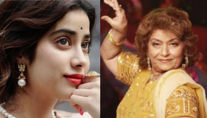 Saroj Khan's Daughter, Sukaina Wishes To See Janhvi Kapoor As Her Mom Sridevi In 'Masterji's' Biopic