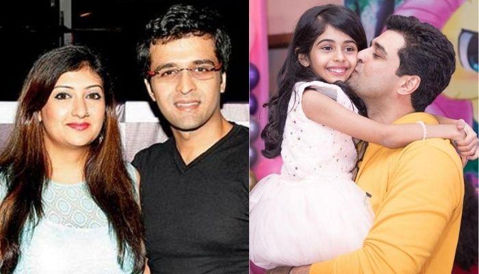 Juhi Parmar Wishes Ex-Hubby, Sachin Shroff On His Birthday, Daughter Samairra Pens A Wish For 'Papa'