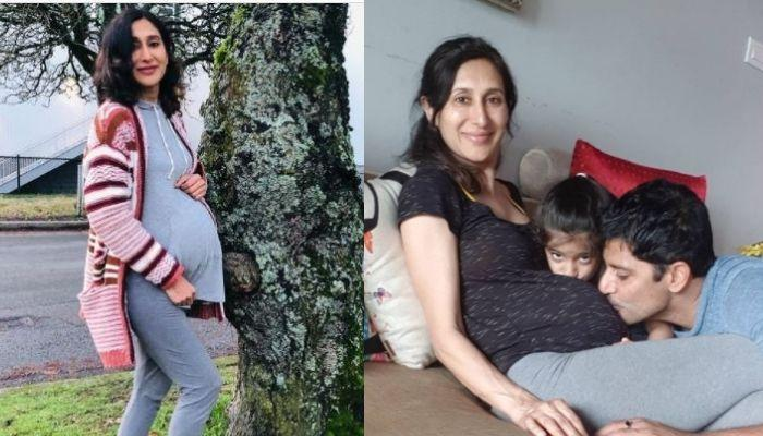 Pregger, Teejay Sidhu Rants About The 'End Days Of Pregnancy' At 4 AM, Feels The Baby Coming [Video]