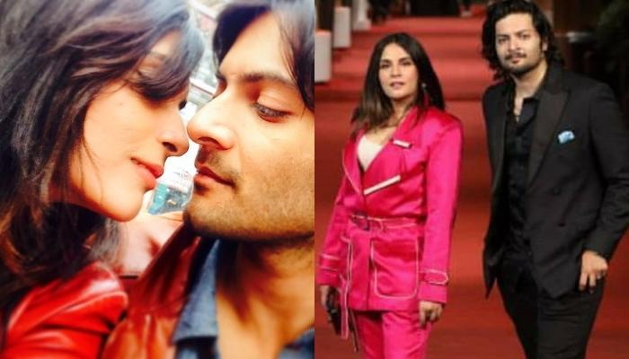 Ali Fazal Pens A Lovely Birthday Wish For His Ladylove, Richa Chadha, Shares Cute Pictures With Her