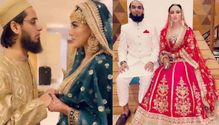 Sana Khan Says Her Marriage With Maulana Anas Was Not An Overnight Decision [Details Inside]