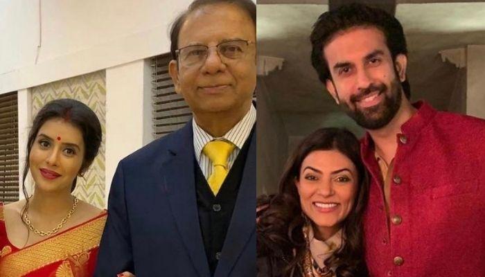 Charu Asopa Wishes Her 'Sasur Ji' On His Birthday Along With 'Pati' Rajeev And 'Nanad' Sushmita Sen