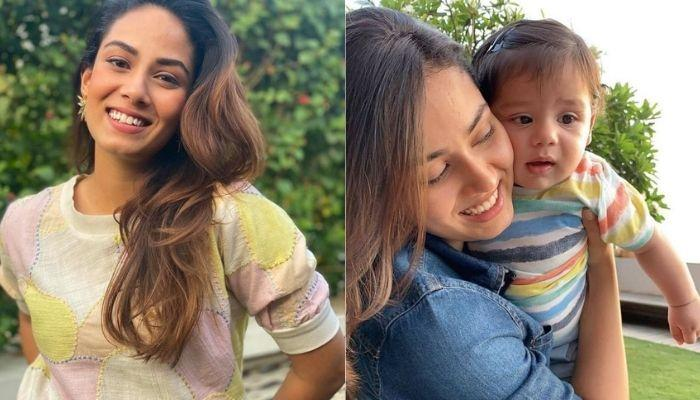 Mira Rajput Kapoor Shows Her Postpartum Belly After Her Son, Zain's Birth With A Throwback Picture