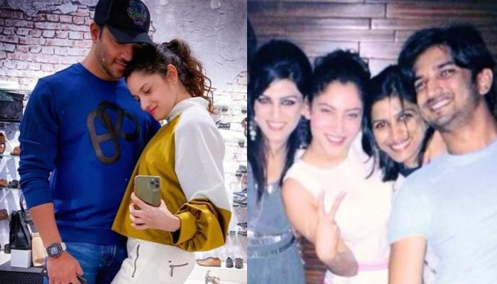 Ankita Lokhande Celebrates Her Birthday With Beau, Vicky Jain, Gets A Wish From Ex-BF, SSR's Sister