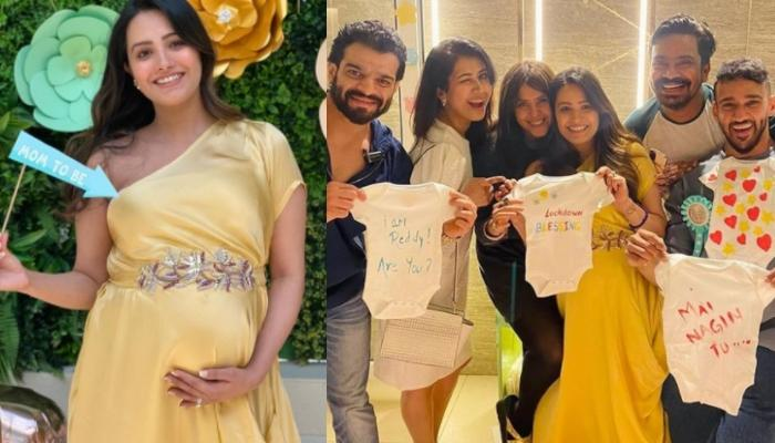 Anita Hassanandani Gets An Adorable Baby Shower From BFF, Ekta Kapoor [Pictures And Video Inside]